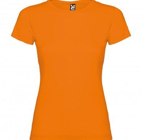 camiseta-mujer-jamaica-naranja
