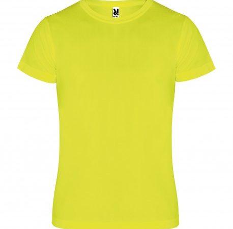 camiseta-tecnica-hombre-camimera-amarillo