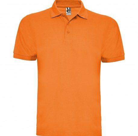 polo-hombre-pegaso-naranja