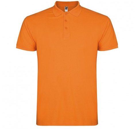 polo-hombre-star-naranja