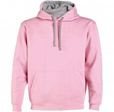 sudadera-de-hombre-con-capucha-bicolor-urban-roly-rosa-gris