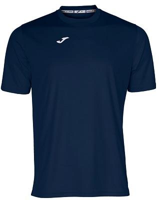 camiseta joma combi marino oscuro