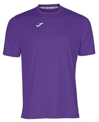 camiseta joma combi violeta