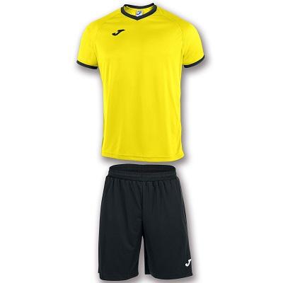 equipacion joma set academy amarillo
