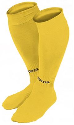 medias joma classic II amarillo