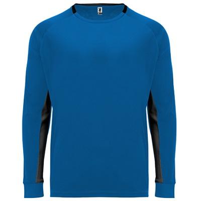 camiseta portero roly modelo porto azul