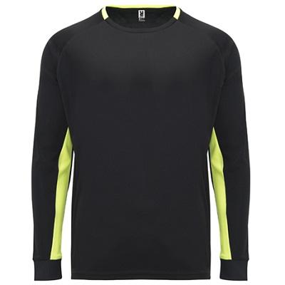 camiseta portero roly modelo porto negro