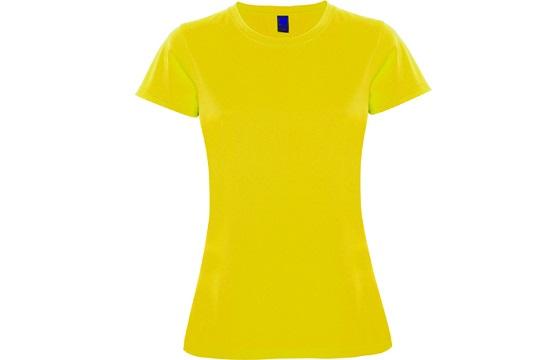 camiseta-tecnica-de-mujer-montecarlo-amarillo-delantera