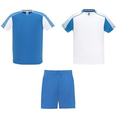 equipacion roly modelo juve blanco y azul