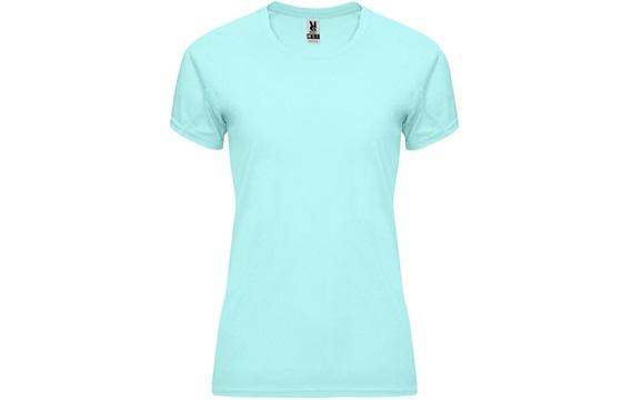 camiseta-tecnica-de-mujer-bahrain-verde-menta-delantera