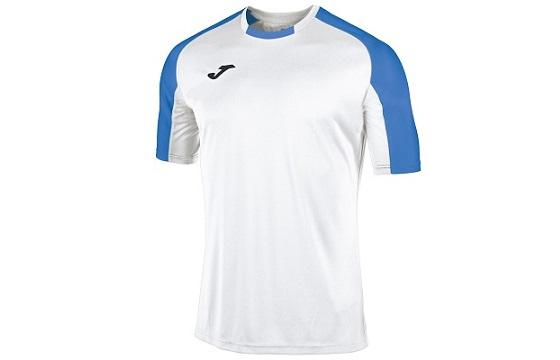 camiseta tecnica joma essential blanco royal